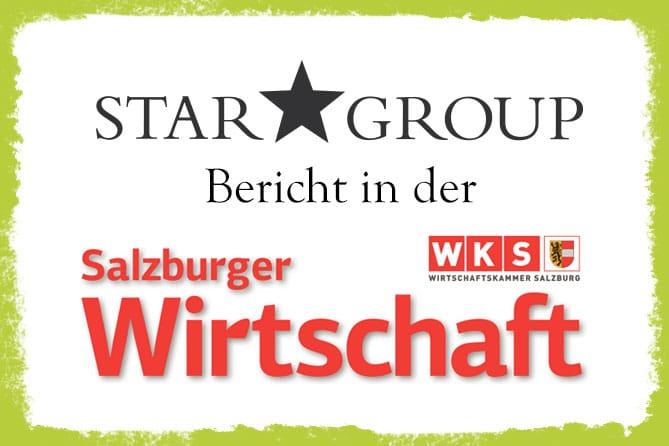 STARGROUP in der Salzburger Wirtschaft