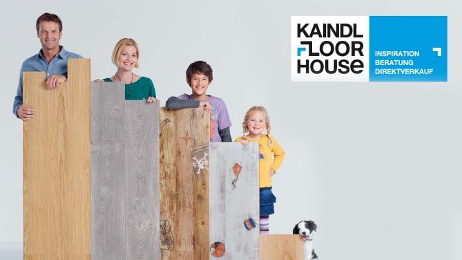 Models für Kaindl Flooring