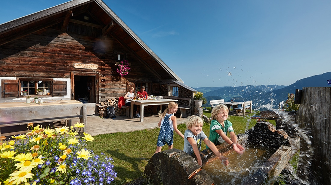Salzburg Land Tourimus: Almsommer